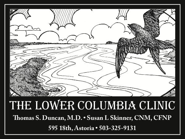 Lower Columbia Clinic
