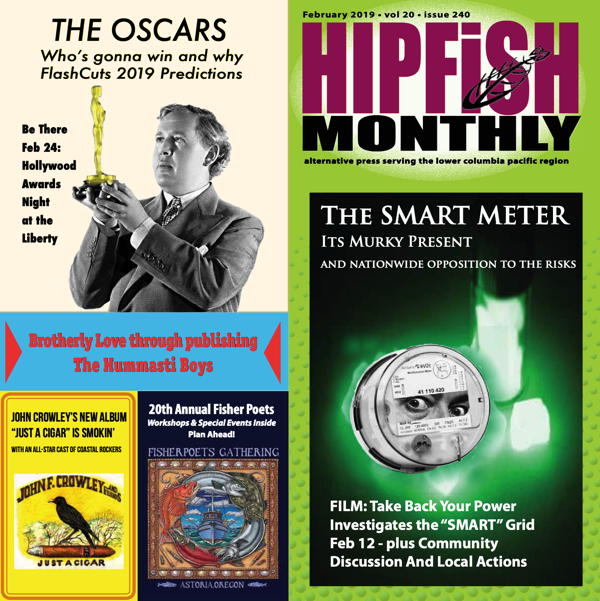 February 2019 Hipfish Monthly